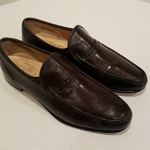 best sneakers 941bc 4a03f CHURCH'S Prima Classe Brown Men's Loafers 8 N